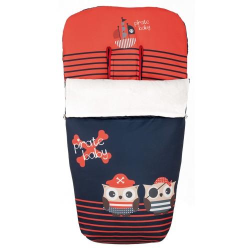Saco de silla Piratas Rojo-31.90€