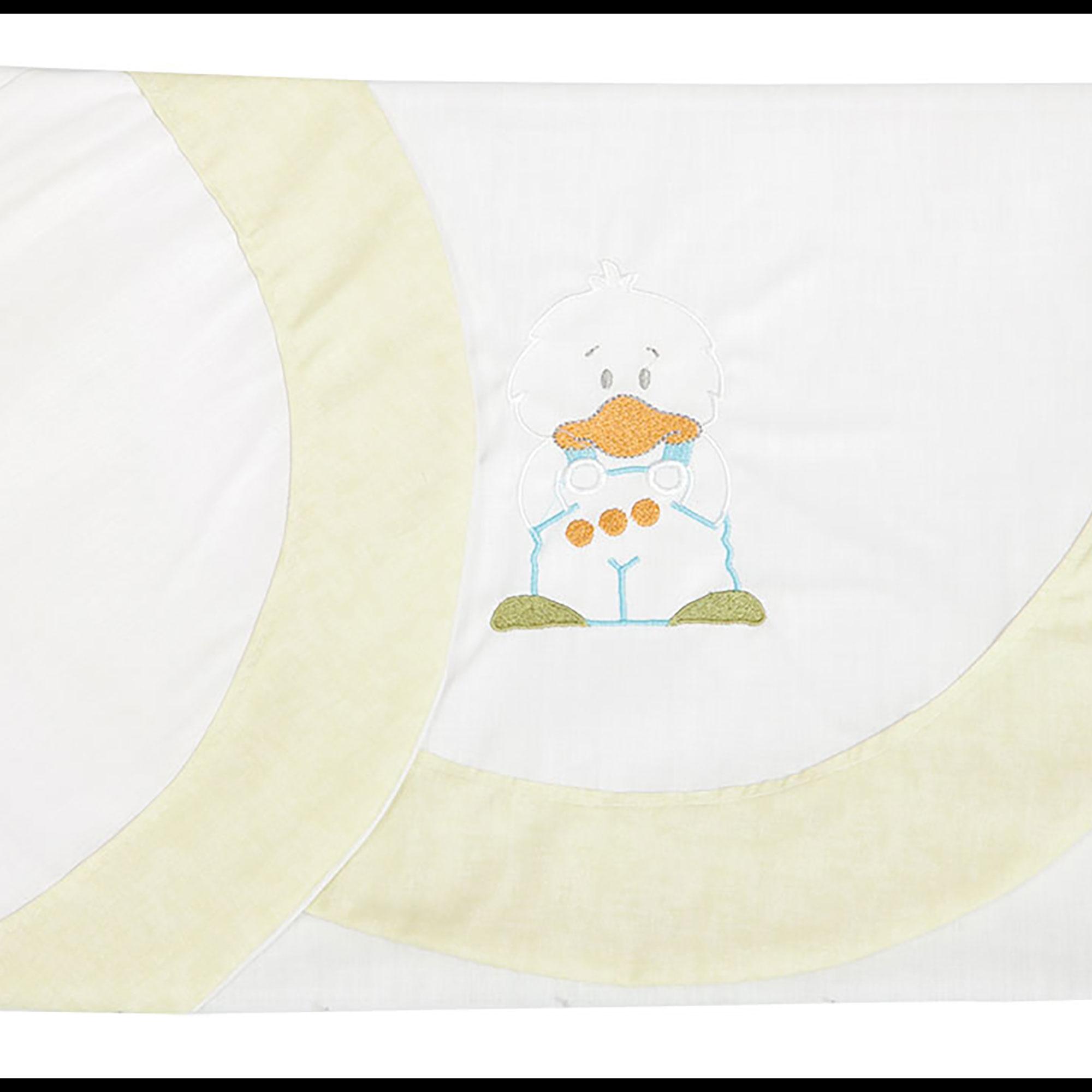 Juego de sábanas de coche Pato