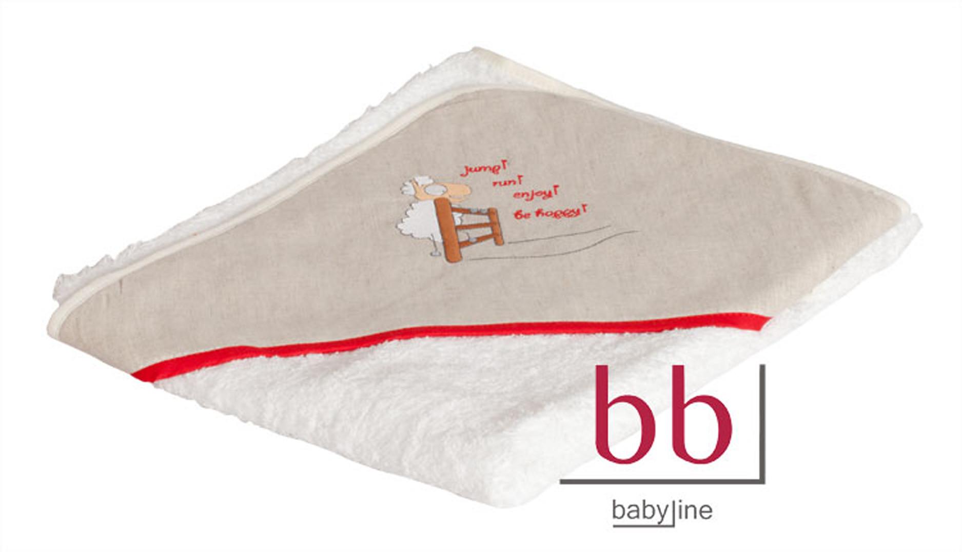 Capa toalla de baño Ovejita 22