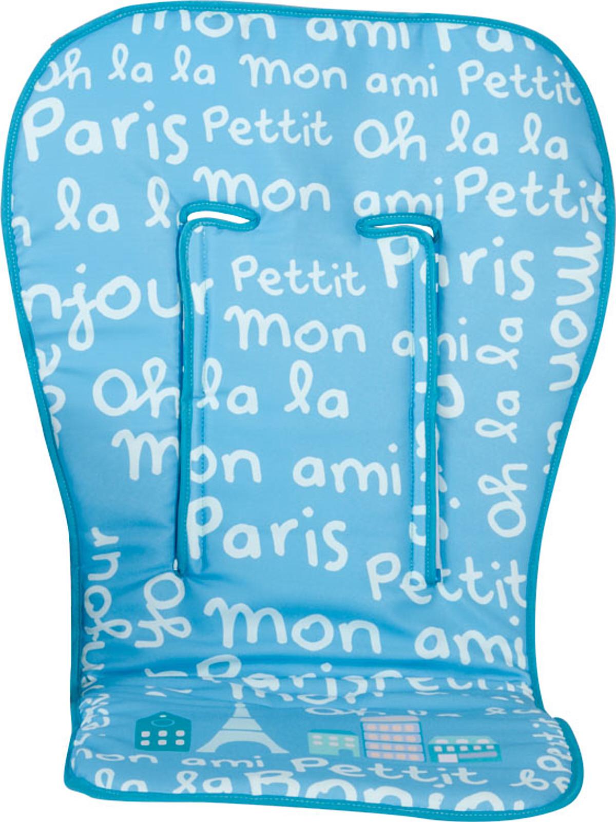 Funda de silla Paris Azul