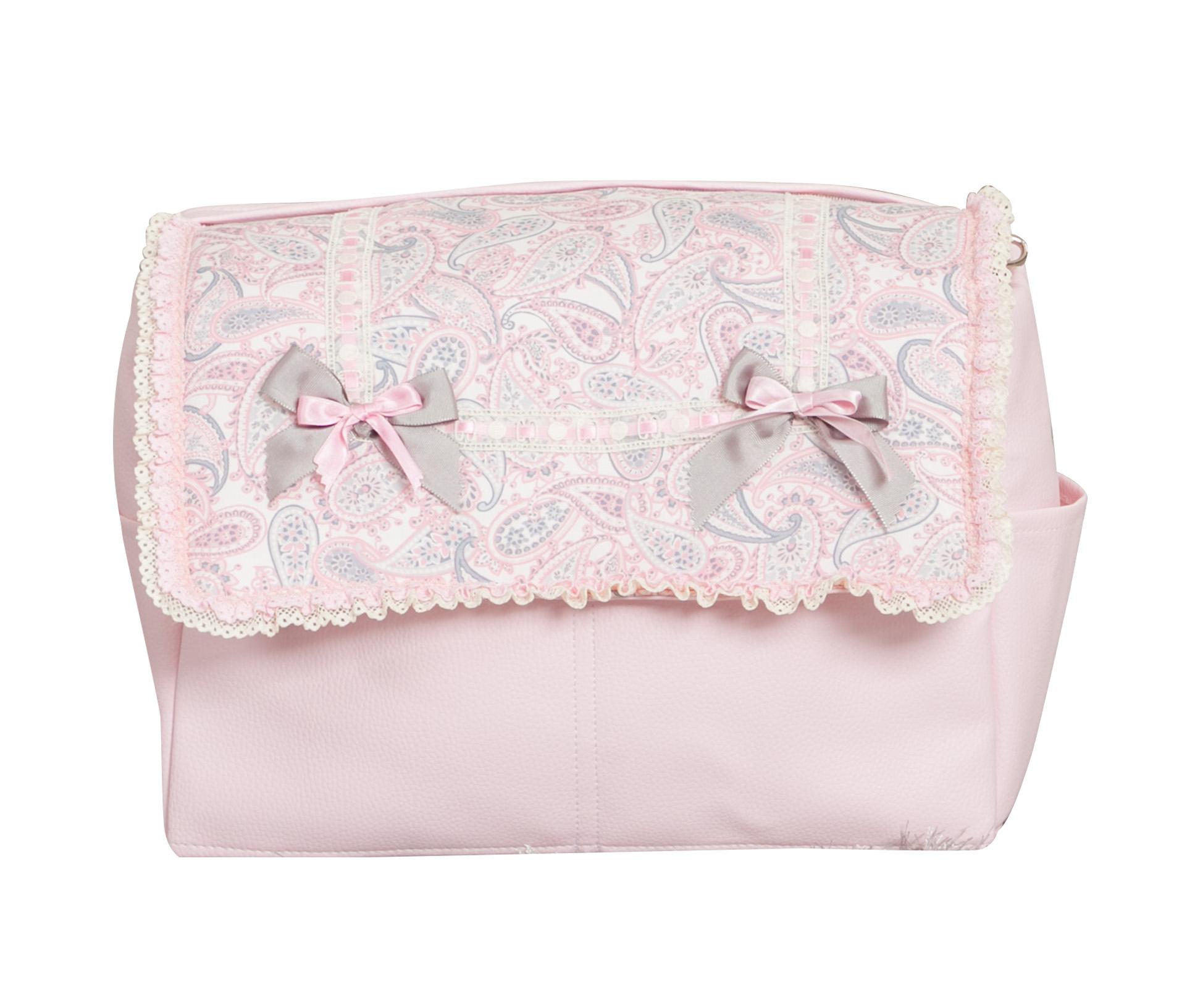 Bolso Caramelo rosa