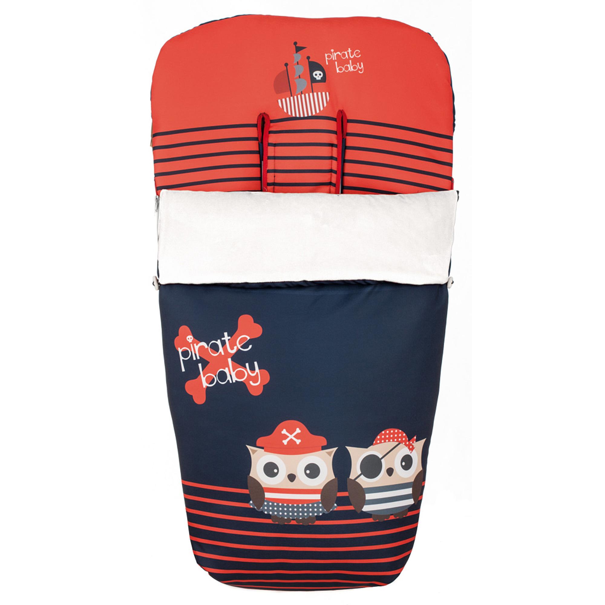 Saco de silla Piratas Rojo