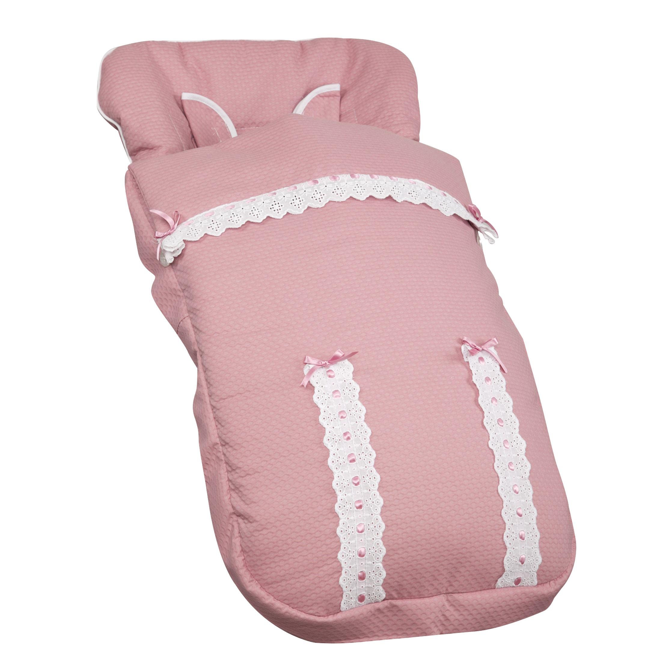 Saco de silla para bugaboo classic rosa - Sacos para sillas de paseo bugaboo ...